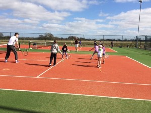 Tennis coaching Harrogate