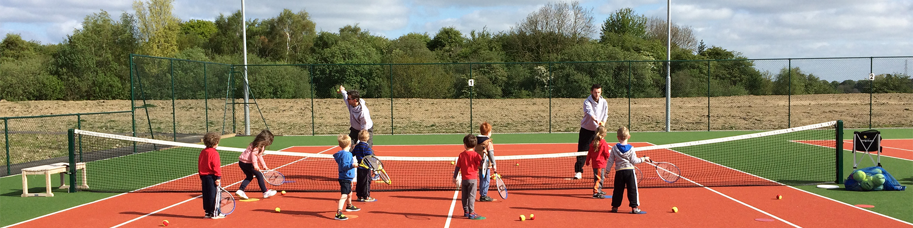 Tennis Lessons for Children