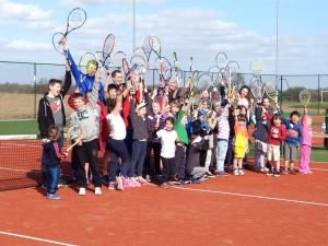 tennis camps, kids tennis lessons