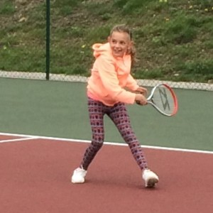 Harrogate tennis coaching for kids