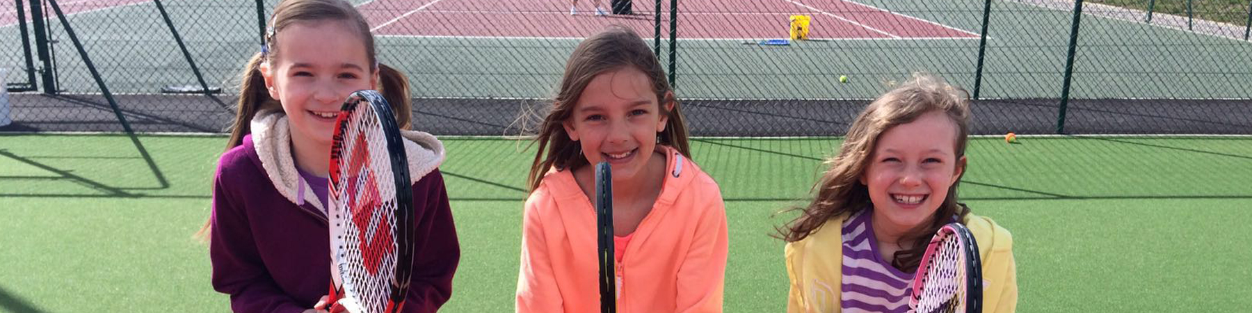 Tennis For Kids Taster