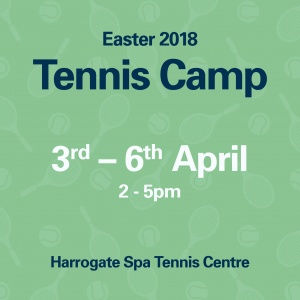 HG Easter 2018 camp - date