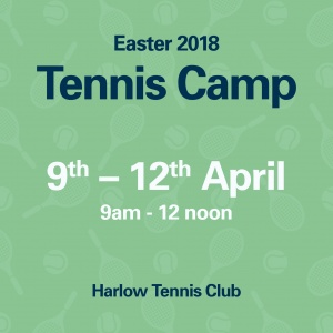 HG Easter 2018 camp - date2